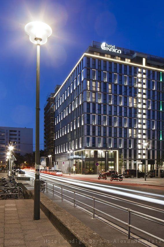 Facade Hotel Indigo Berlin-Alexanderplatz