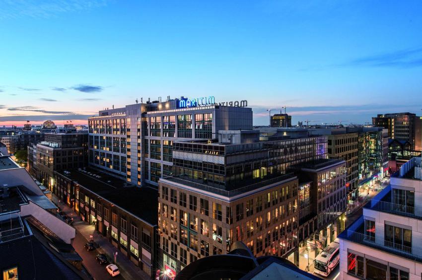 Außenansicht Maritim proArte Hotel Berlin