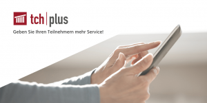 TCHplus Teilnehmermanagement Software Hotelbuchung